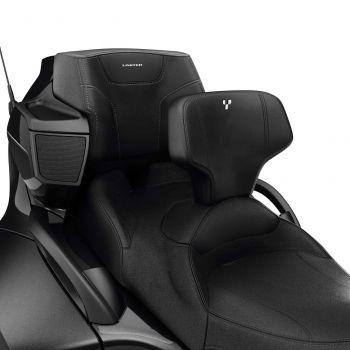 Dossier conducteur réglable pour siège confort