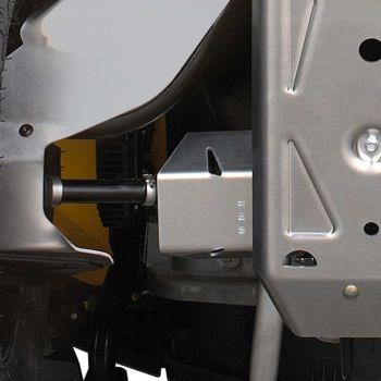 Protecteurs de bras oscillants - voir catalogue pour détails