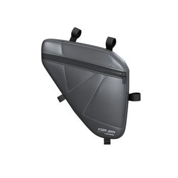 Rangement rembourré pour portes sport aluminium - Avant