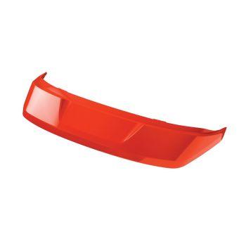 Déflecteur arrière - Rouge adrénaline
