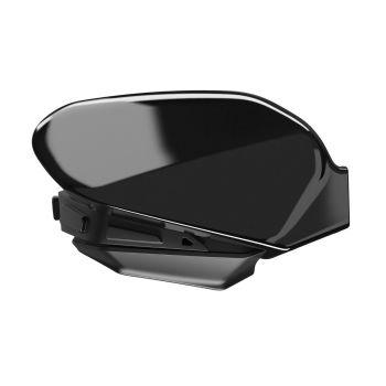 Déflecteurs pour protège-mains - Noir