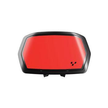 Décalque pour déflecteur de console - Rouge adrénaline