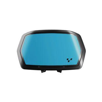 Décalque pour déflecteur de console - Bleu brume