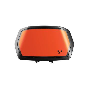 Décalque pour déflecteur de console - Orange brasier