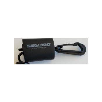Cordon de sécurité flottant D.E.S.S.™, GTX Ltd - Noir
