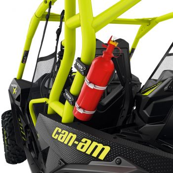 Support pour extincteur d'incendie Lonestar Racing