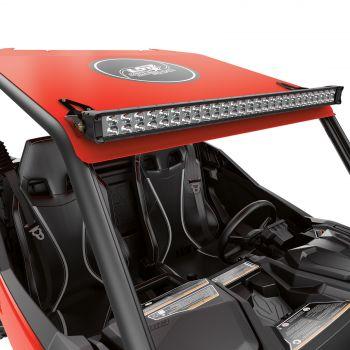 Supports Lonestar Racing pour barre d'éclairage double DEL 99 cm (39 po)