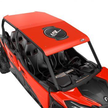 Toit en aluminum Lonestar Racing