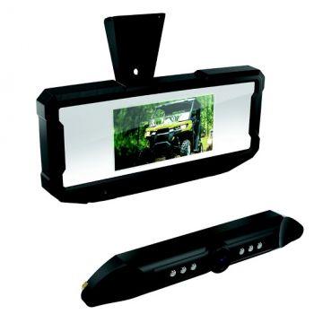 Mirroir Central avec Caméra de vision arrière et moniteur