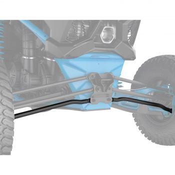 Bras de suspension inférieurs arqués (Modèles de 72 po)